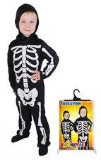 Karnevalový kostým Skeleton, vel. M