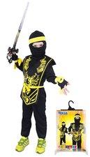 Karnevalový kostým Ninja, vel. M