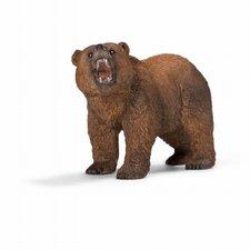 Zvířátko - medvěd Grizzly