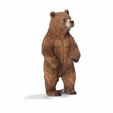 Zvířátko - samice medvěda Grizzly