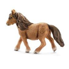 Schleich - Zvířátko - klisna shetlandského poníka