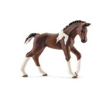 Schleich - Zvířátko - hříbě koně trakehnerského