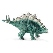 Schleich Prehistorické zvířátko Stegosaurus. mini