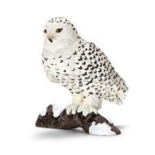 Zvířátko - výr sněžný