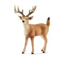 Schleich - Zvířátko - jelen běloocasý