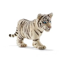Schleich Zvířátko mládě tygra bílého