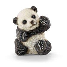 Schleich Zvířátko mládě pandy hrající si
