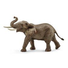 Schleich - Zvířátko - slon africký samec