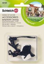 Schleich 42123 Svět přírody - skokanské sedlo a uzda