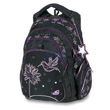 Walker Fun Spring Fever - Školní batoh černý