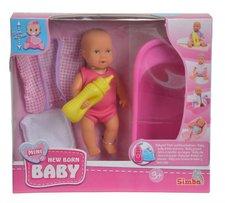 Panenka pije a čůrá - Baby Set
