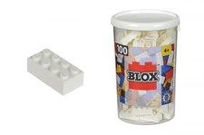 Blox 100 Kostičky bílé v boxu