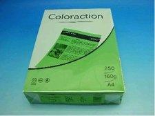 Kancelářský papír A4/250ks tmavě zelený 160 g
