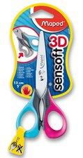 Školní nůžky MAPED SenSoft 13 cm, pro leváky