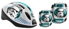 Stamp StarWars - Bezpečnostní set helma, kolenní a loketní chrániče