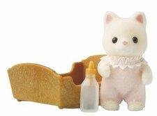 Sylvanian Families Baby hedvábné kotě
