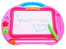 Kreslící tabulka růžová