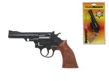 Mikro Trading Pistole - Kapslovka Denver 22cm 12 ran na kartě