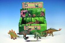 Mikro Trading Dinosaurus plast 15-18cm asst 6 druhů 12ks v DBX