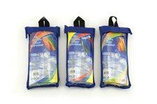 Teddies Drak nylon létající 60x51cm asst 3 druhy v plastovém sáčku