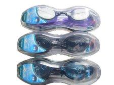 Teddies Plavecké brýle silikonové asst 3 barvy v krabičce 8+