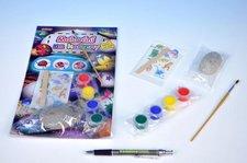 SMT Creatoys Malování na kameny na kartě