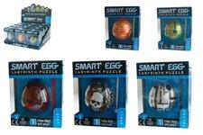 Smart Egg hlavolam bludiště plast 6x5cm asst v krabičce