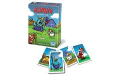 Bonaparte Kurník společenská hra - karty v krabičce 11x15,5x3cm