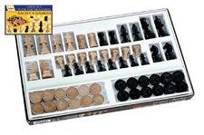 Detoa Šachy+dáma dřevo společenská hra v krabici 42x26,5x4cm