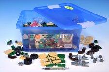 Vista Stavebnice Seva Army Jumbo 1159ks v plastovém boxu