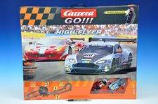 Conquest Autodráha Carrera GO!!! High Flyer 7,4m v krabici