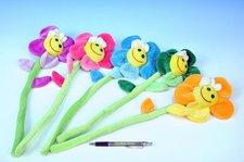 Teddies Květina plyš 45cm asst 5 barev
