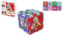Trefl Pěnové puzzle Minnie 32x32x1,5cm 8ks