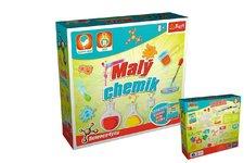 Trefl Malý chemik vědecká hra 21 pokusů Science 4 you v krabici 23x22x6,5cm