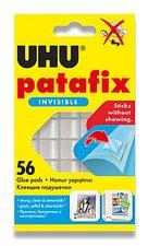 Montážní guma UHU Patafix Clear - transparentní, 56 ks