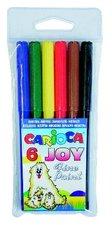 Dětské fixy MAPED Carioca Joy, 6 barev