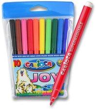 Dětské fixy UNIVERSAL Carioca Joy, 10 barev