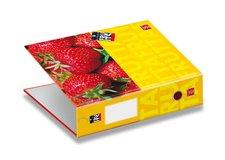 Pigna Fruits pákový pořadač  - A4, 80 mm