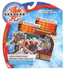 Bakugan karty 10ks v balení