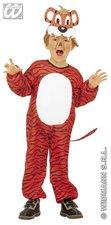 Kostým tygr s čepičkou