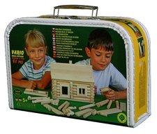 Dřevěná stavebnice - Vario kufřík