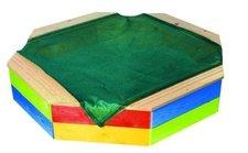 Woody Pískoviště dřevěné barevné