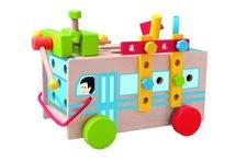 Woody Montážní autobus s nářadím 91179