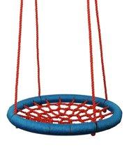 Woody Houpací kruh 85cm červený