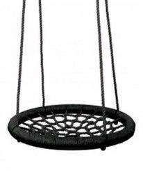 Woody Houpací kruh 85cm černý