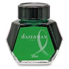 Lahvičkový inkoust WATERMAN  zelený, 50 ml