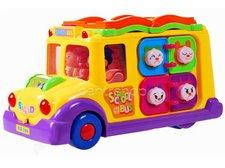 Interaktivní školní autobus