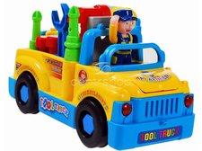 Auto s nářadím