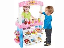 Dětský stánek - Cukrárna růžová