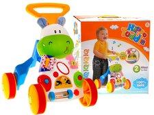 Sunlike Interaktívne chodítko Hrošík Hippo Toddle